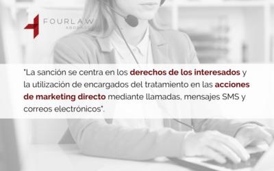 Vulnerar la protección de datos tiene un coste: las claves de la sanción millonaria a Vodafone España