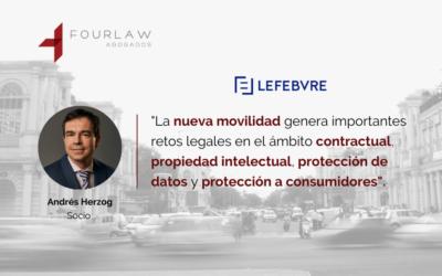 """Desafíos legales en el sector de la movilidad: Car-sharing y mucho """"MaaS"""""""