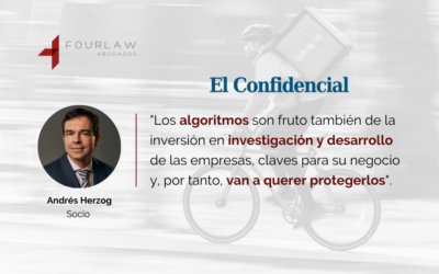 El control de los algoritmos en la nueva 'ley rider'