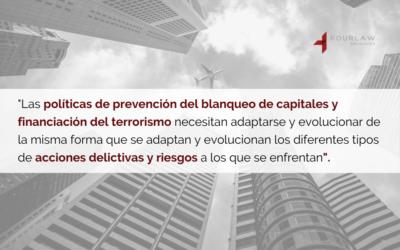 Cuatro novedades en la prevención del blanqueo de capitales y financiación del terrorismo
