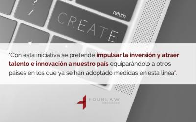 Apoyo al ecosistema startup en España: las medidas fiscales clave planteadas por el Gobierno